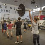 WEIGHTLIFTING A PAVIA