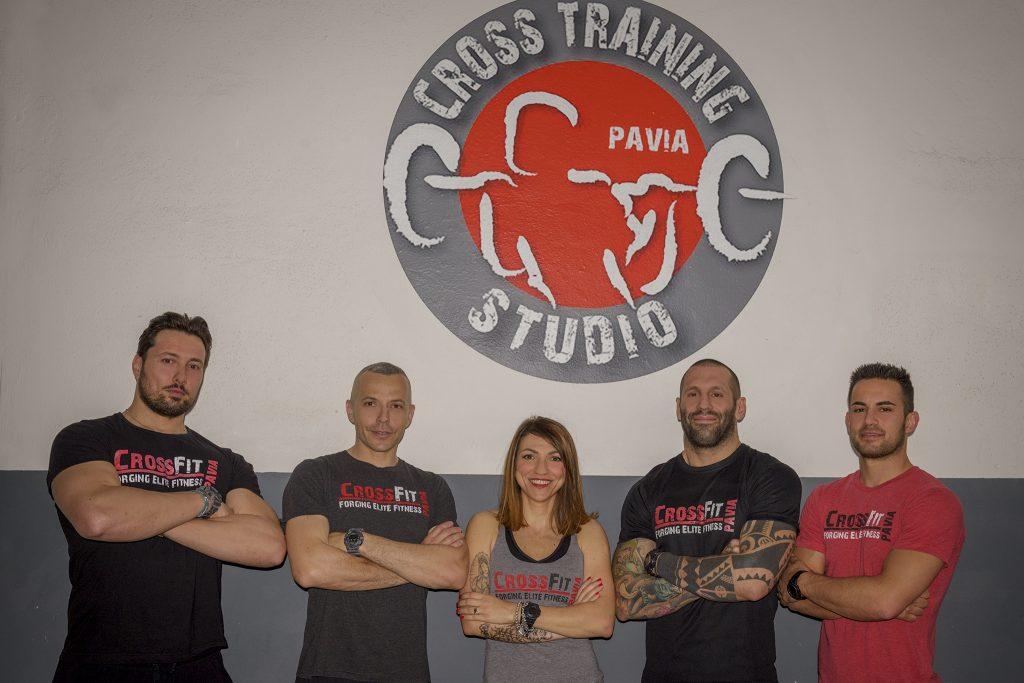 CrossTraining Studio Pavia 4. anniversario